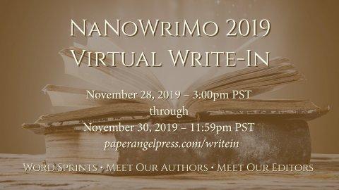 Virtual Write-In 2019